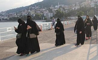 Araplar Şimdi de Fındık İşine El Attı!