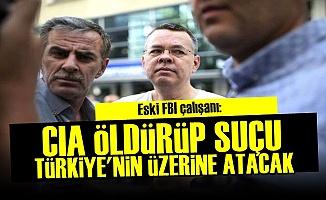 'CIA Rahibi Öldürüp Suçu Türkiye'ye Atacak'