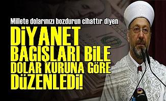 Diyanet'ten 'Dolar Kuru' Güncellemesi!