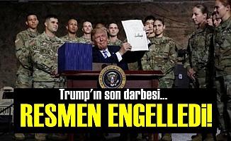 Trump, Türkiye İle İlgili O Tasarıyı da Onayladı!