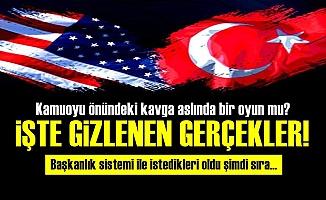 Türk-Amerikan Kavgası Aslında Bir Oyun Mu?