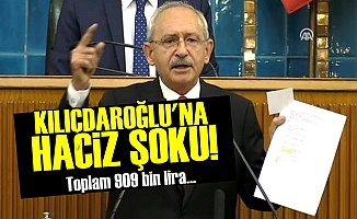 Kılıçdaroğlu'na Haciz Şoku!