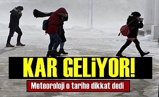 Meteoroloji Uyardı! Kış Fena Bastıracak...