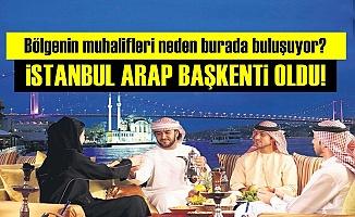 The Economist: İstanbul Arap Başkenti Oldu