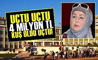 Üniversitede Skandal! 4 Milyon TL Kayıp...