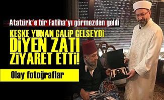 Diyanet'ten Mısıroğlu'na Ziyaret!