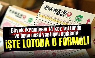 Loto Kazanma Formülünü Açıkladı!