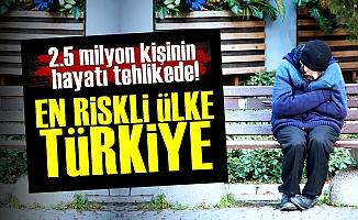 OECD Açıkladı: En Büyük Risk Türkiye'de...