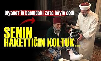Özdağ'dan Erbaş'a Tarihi Sözler!