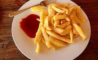 Patates Kızartmasında Büyük Tehlike!