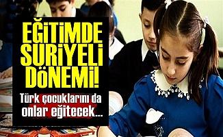 Suriyeli Öğretmenler Geliyor!