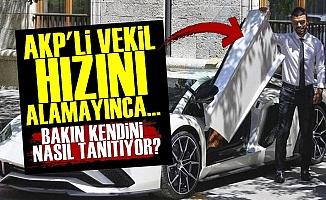AKP'li Sofuoğlu Kendini Böyle Tanıtıyormuş!