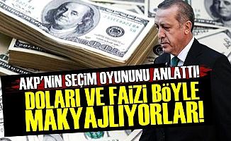 AKP'nin Dolar Ve Faiz Oyunu!