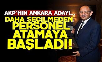 Ankara'da Tuhaf İşler!