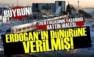 Ballı İhale Erdoğan'ın Dünürüne Verilmiş!
