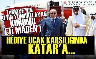 Eti Maden Katar'a...
