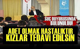 Profesör Emiroğlu'na Suç Duyurusu!
