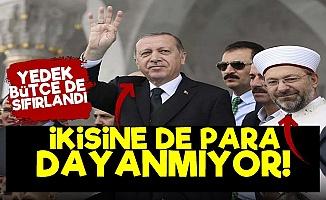 Diyanet'e Ve Erdoğan'a Para Dayanmıyor!