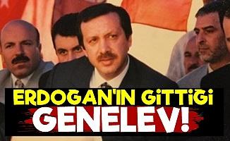 Erdoğan'ın Gittiği 'Genelev'...