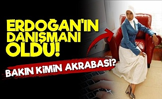 İşte Erdoğan'ın Yeni Danışmanı!