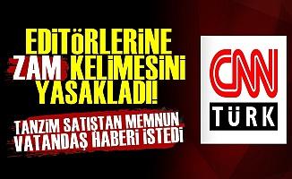 CNN TÜRK'ten Çalışanlarına Şok Talimat!