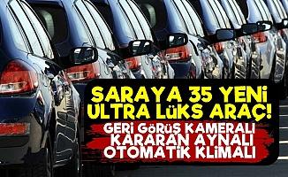 Saraya 35 Yeni Ultra Lüks Araç!