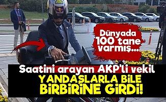AKP İle Vekil İle Yandaş Medya Birbirine Girdi!
