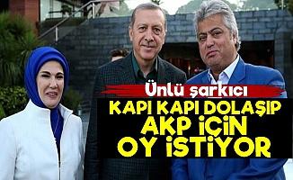 Cengiz Kurtoğlu AKP İçin Oy İstiyor!