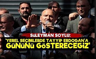 'Tayyip Erdoğan'a Gününü Göstereceğiz'