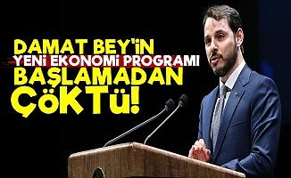 'Yeni Ekonomi Programı Başlamadan Çöktü'