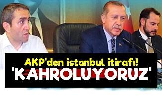 AKP: Bizleri Kahrediyor...