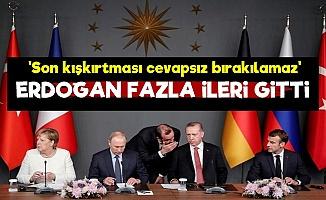 'Erdoğan Fazla İleri Gitti'
