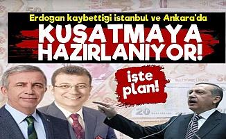 'Erdoğan Kuşatmaya Hazırlanıyor'