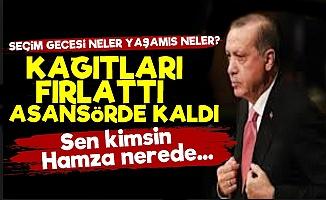 Erdoğan Seçim Gecesi Neler Yaşamış Neler?