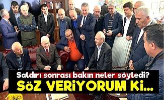 Kılıçdaroğlu Konuştu!..