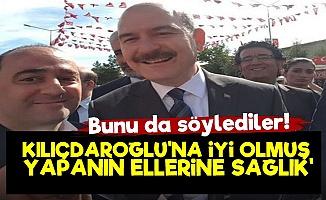 'Kılıçdaroğlu'na İyi Olmuş...'