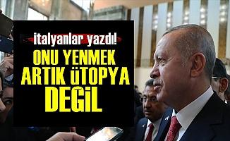 La Stampa: Erdoğan'ı Yenmek Ütopya Değil