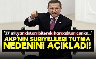 AKP'nin Suriyelileri Tutma Nedenini Açıkladı!