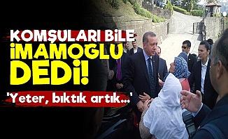 Erdoğan'ın Komşuları Bile 'İmamoğlu' Dedi!