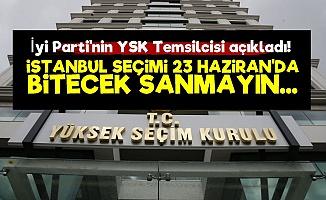 'İstanbul Seçimi 23 Haziran'da Bitecek Sanmayın'