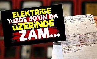 Elektriğe Rekor Zam Geliyor!