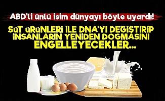 Et Ve Süt Ürünlerinde Şeytani Komplo!
