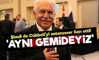 Şimdi de Cübbeli Ahmet'i 'Vatansever' İlan Etti!