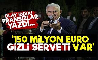 'Yıldırım'ın 150 Milyon Euro Gizli Serveti Var'