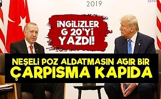ABD Türkiye İlişkisinde Felaket Kapıda'