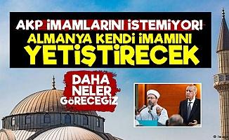 AKP İmamları Almanya'yı Çıldırttı!