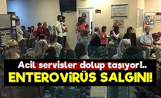 Enterovirüs Salgınına Dikkat!