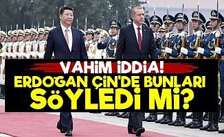 Erdoğan Bunları Söylediyse...