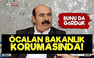 Osman Öcalan Bakanlık Korumasında!
