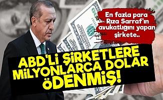 AKP'den ABD'li Şirketlere Para Yağmış!